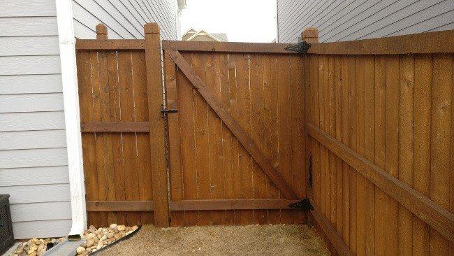Fence Staining Sealing Atlanta, GA